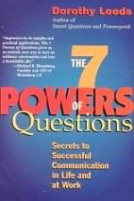book cover: the 7 powers of questions